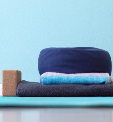 foto yoga benodigdheden
