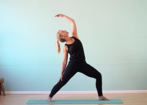 Yoga docente Sylvia